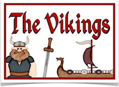 The Vikings Posters - Latest Resources - Treetop Displays - Downloadable EYFS, KS1, KS2 classroom display and primary teaching aid resource