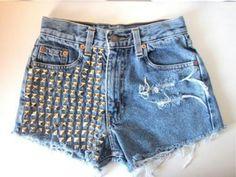•••••Studded Shorts•••••