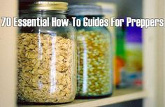 70 Essential How-To Guides For Preppers ►► http://www.myfamilysurvivalplan.com/70-essential-how-to-guides-for-preppers/?i=p