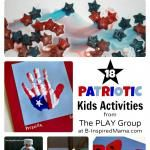 Perfect Patriotic Activities for Kids [From The PLAY ...