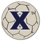 Ncaa Xavier University Cream (Ivory) 2 ft. 3 in. x 2 ft. 3 in. Round Accent Rug