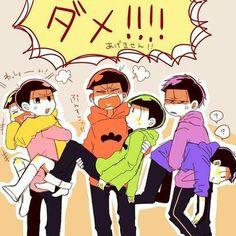 drawing, hug, and ichimatsu 이미지 Anime Siblings, Osomatsu San Doujinshi, Sans Cute, Dark Anime Guys, Ichimatsu, Pin Art, Cool Sketches, Kawaii Anime, Cartoon