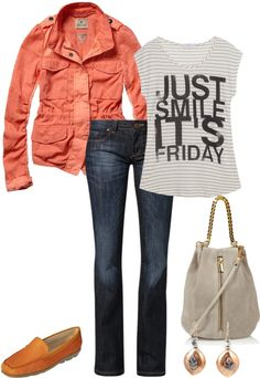 """""""It's Friday! :)"""" by musicfriend1 ❤ liked on Polyvore"""