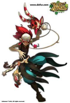 Masqueraider class from #dofus >>> Chiko
