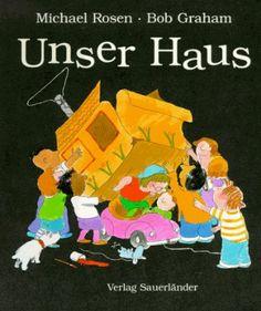 Unser Haus: Amazon.de: Michael Rosen, Bob Graham: Bücher