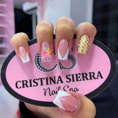 Mani Pedi, Nail Manicure, Manicures, Beauty Spa, Beauty Nails, Pedicure Tradicional, Trendy Nails, Cute Nails, Nail Designs