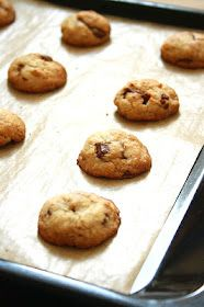 another choc chip cookie recipe to try!