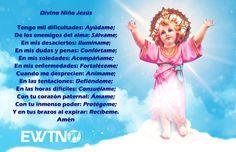 La devoción a la infancia de Jesús está muy extendida. La Madre Angélica tiene un vínculo muy especial al Divino Niño del 20 de julio en Bogotá, Colombia.