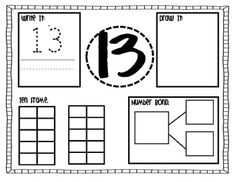 FREE Grade 1 Math Worksheets for Struggling Math Learners