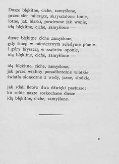 Kazimierz Przerwa-Tetmajer, Poezja polska
