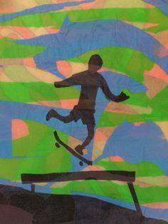 Screenprinting Yr 8 student Berkley Art, Screenprinting, Student, Room, Painting, Bedroom, Screen Printing, Silk Screen Printing, Painting Art