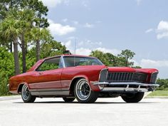1965 Buick Riviera GS http://classiccarland.com/ownership/classic-car-collection/
