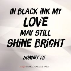 21 Best Shakespeare's Sonnets images in 2019 | Shakespeare