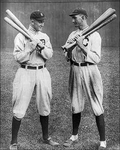 Buy the Ty Cobb   Shoeless Joe Jackson Baseball Photo Print for sale at The  McMahan Photo Art Gallery and Archive. e27e2f904802