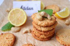 Chrumkavé a osviežujúce kešu-citrónové keksíky, ktorými očaríš aj milovníkov klasických sladkostí (Recept)