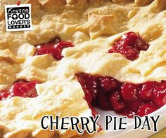 What better way to start the weekend than with Cherry Pie Day! Come down to #FLM #Knysna and stock up on enough cherries to bake your favourite cherry pie. #CherryPieDay #cherries