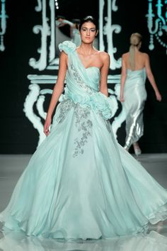 Fabulous!!  Abed Mahfouz - collection haute_couture .Spring-Summer2012