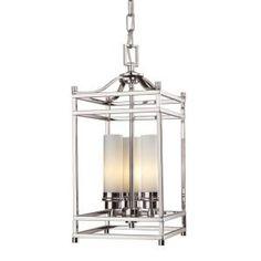Filament Design Aerial 3-Light Brushed Nickel Pendant-CLI-JB-025385 - The Home Depot