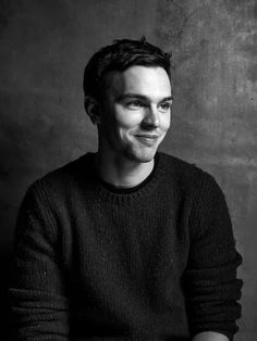 Nicholas Hoult - England --- I don't really fancy him but quite a character!