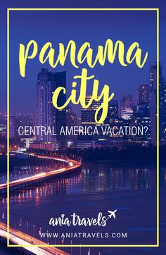 Panama presents a great contradictory mixture of old & new, North & South America, rich & poor: making it the most exhilarating and diverse spots to visit.
