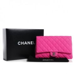 CHANEL Iridescent Caviar Clutch With Chain Flap Shoulder Bag. Get one of the hottest styles of the season! The CHANEL Iridescent Caviar Clutch With Chain Flap Shoulder Bag is a top 10 member favorite on Tradesy. Save on yours before they're sold out!