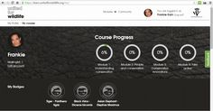 Moodle in English: Beautiful Moodle site