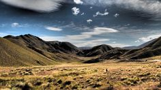 The South Island's Lindis Pass - Photo by Manabu Mac Nitta