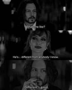 - The Tourist 2010  Johnny Depp Angelina Jolie