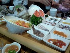 벵에돔 밑반찬 @최남단식당. 모슬포지역 몇 번 가본 식당.