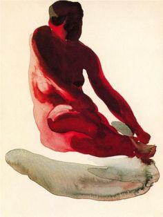 Nude Series - Georgia O'Keeffe - WikiArt.org