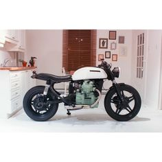 Honda caferacer by @clockworkmotorcycles Custom Motorcycles And Goods