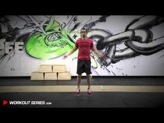 Exercise of The Day:  Jumping Jacks  Do you want to take on full-length workout videos - when and where it's convenient to you? Go to http://WorkoutSeries.com and access it now for FREE.