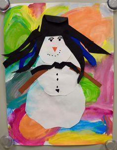 Art with Mrs. Nguyen: chalk pastel