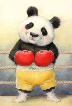 - Features: - Panda Boxer Pillow, Cushion / Pillow Case, Cushion Cover. Soft material, Well-chosen PP cotton filling, give great rebound comfort. Beautiful Pillow, Love at the first sight. - Perfect f