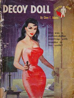 Vintage Sleazy Pop Culture Art of Women Vintage Horror, Vintage Cartoon, Vintage Comics, Vintage Ads, Vintage Posters, Pulp Fiction Book, Pump Fiction, Fiction Novels, Dibujos Pin Up