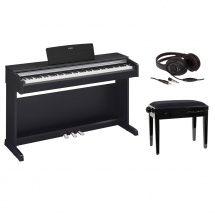 YAMAHA ARIUS YDP142B PIANO NUMERIQUE MEUBLE - 88 TOUCHES - NOIR YAMOPN