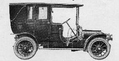 1910 Franklin Model D Landaulet Four-cylinder, 28-horse-power