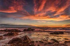 Daybreak at Castle Rock Beach Western Australia...