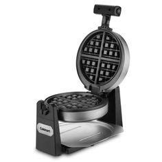 Amazon.com: Waring Pro WMK200 Belgian Waffle Maker, Stainless Steel/Black [DISCONTINUED]: Electric Waffle Irons: Kitchen & Dining