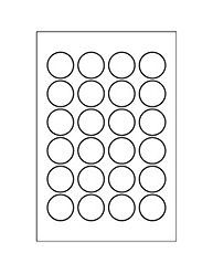 Free Avery Template For Microsoft Word Round Label 5408 Round Labels Avery Labels Sticker Template