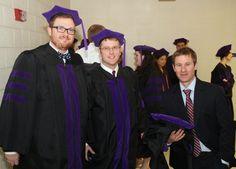 Happy law graduates