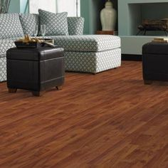 Laminated Wood Floors Family Pet Friendly DIY Glueless And - Lowes or home depot for flooring