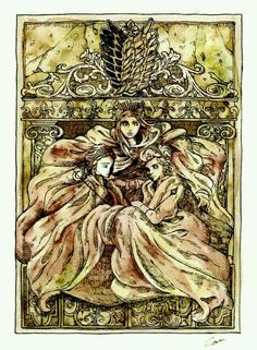 Los 3 muros Maria, Sina y Rose