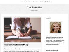 WordPress › anariel-design « Free WordPress Themes