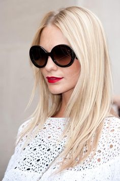 Creamy blonde More