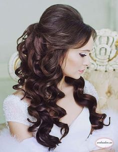 Super Cute Wedding Hair Inspiration