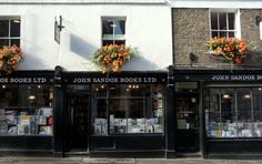 Front Page - John Sandoe Books