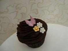 Choco cupcake...