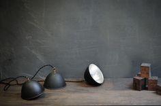 Petite Dome Pendant Hanging Lights : Factory 20