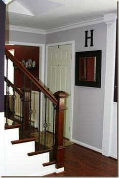 Looking for some #staircase remodel inspiration? Here are 25 ideas to get your creative juices flowin'.